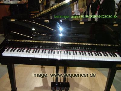 behringer piano