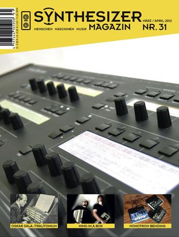 Synthesizer-Magazin, aktuelle Druck-Ausgabe