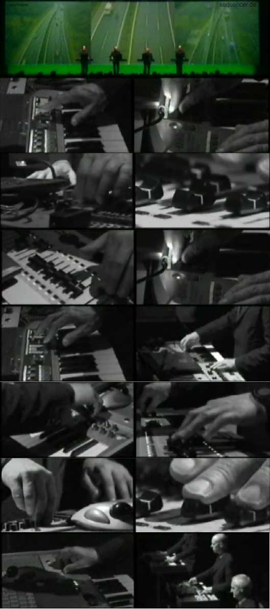 Kraftwerk gear