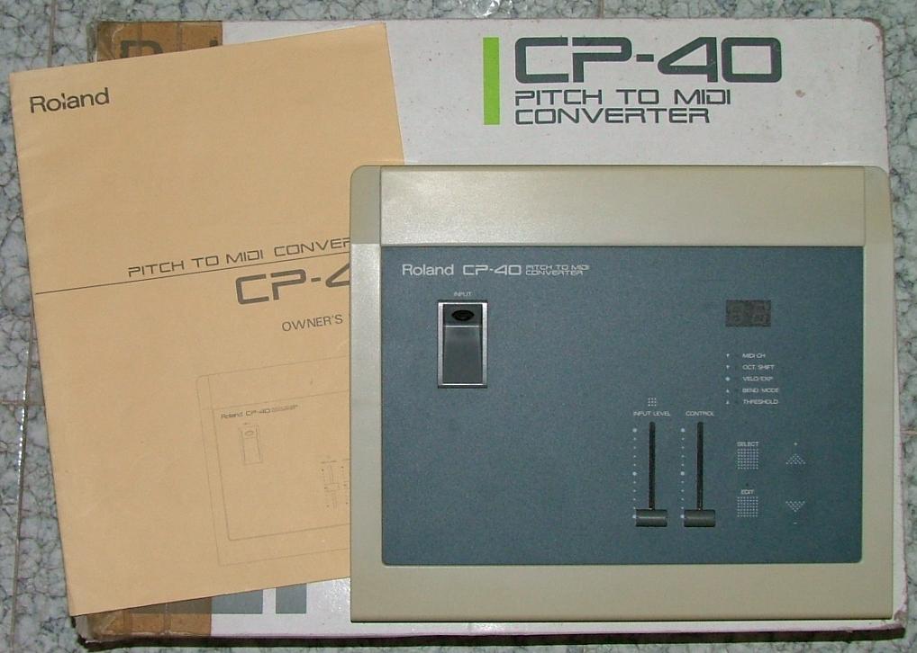 roland cp40