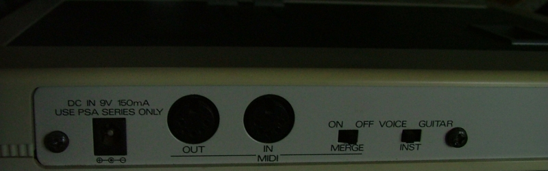 roland cp40 back