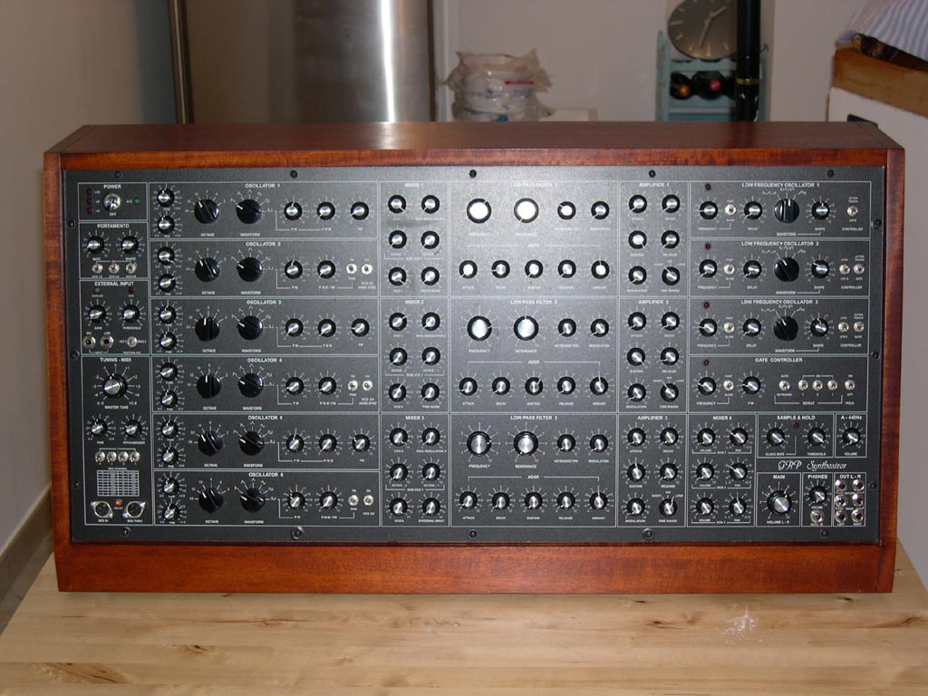 grp synthesizer