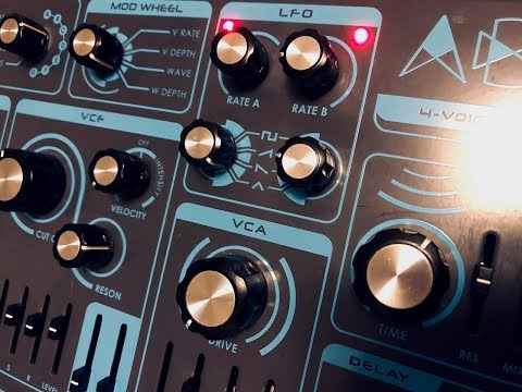 Dreadbox Abyss: 19 Minutes of Sounds