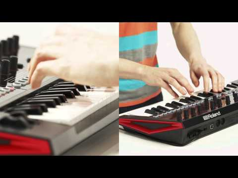 Dorian Concept Performance Featuring the JD-Xi Synthesizer