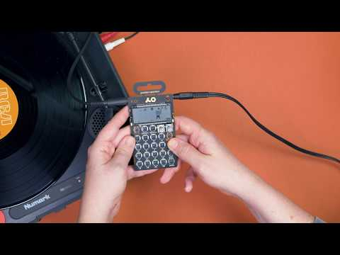 PO-33 K.O! overview video