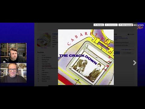 Sequencertalk - Musik-Check - Cabaret Voltaire - Crackdown & more -+ Captain Richard H. Kirk †
