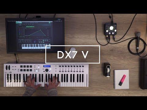 Arturia V COLLECTION   DX7 V
