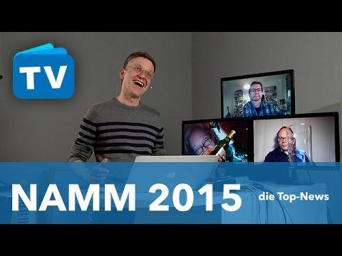 NAMM Show 2015 die Top News von der US Musikmesse