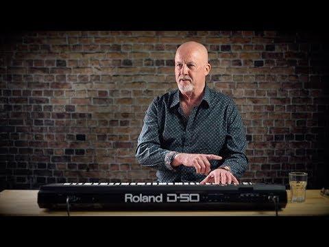 Roland D-50 Celebration Moments with Adrian Scott