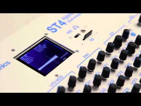 ST4 Kickstarter trailer