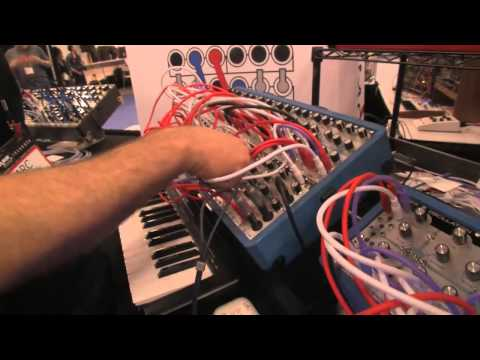 NAMM 2015: Studio Electronics Eurorack Modules