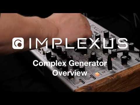 Majella Audio | IMPLEXUS - Complex Generator