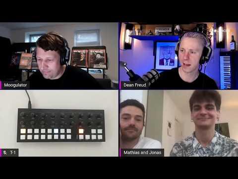 Sequencer Talk 52 Generative Sequencer Torso Electronics T-1 Q&A (full talk in english)