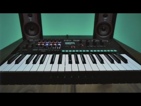 Own FM with Korg's opsix Altered FM Synthesizer