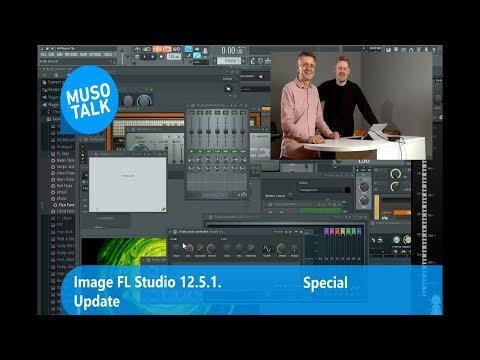 FL Studio 12.5.1 Update von Image Line - German