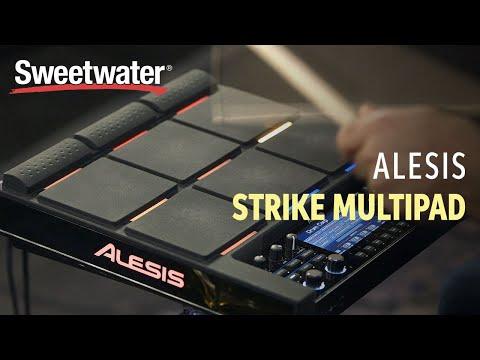 Alesis Strike MultiPad Drum Controller Demo
