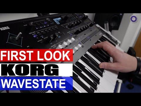 Korg Wavestate - New Keyboard!