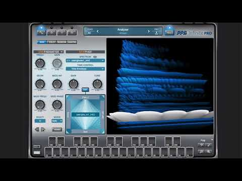 PPG Infinite PRO Tutorial • The Analyser
