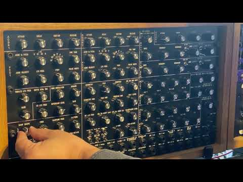 The Beast Synthesizer from Yorick Tech