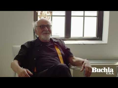 Morton Subotnick discusses the history & reissue of the 100 Series