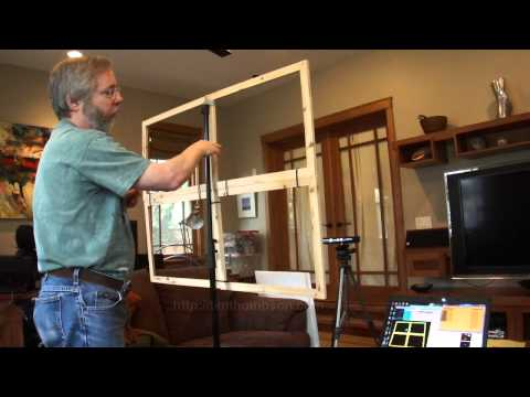 An Exclusive First Look at Tim Thompson's Kinect-Based Instrument: MultiMultiTouchTouch