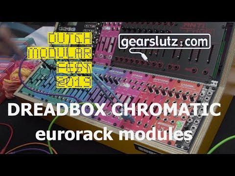 Dreadbox Chromatic Eurorack Modules @ DMF 2019