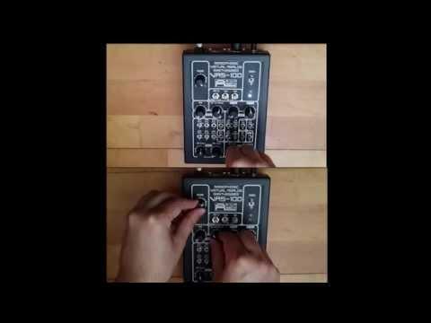 AVP Synth VAS-100 Multitracked (Official demo)