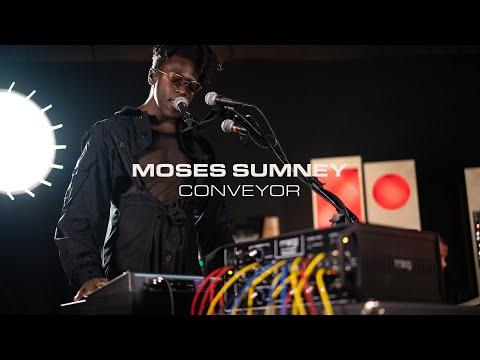 Moses Sumney | Conveyor