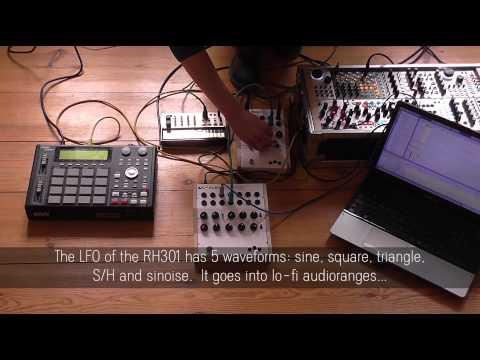 KOMA Elektronik RH301 - Rhythm Workstation / Utility Tool