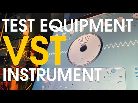 FUNDAMENTAL - my test equipment music VST with SonicLab