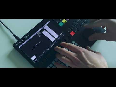 Polyend Tracker Demo One
