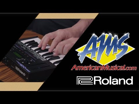 Roland D05 Synthesizer Presets - American Musical Supply