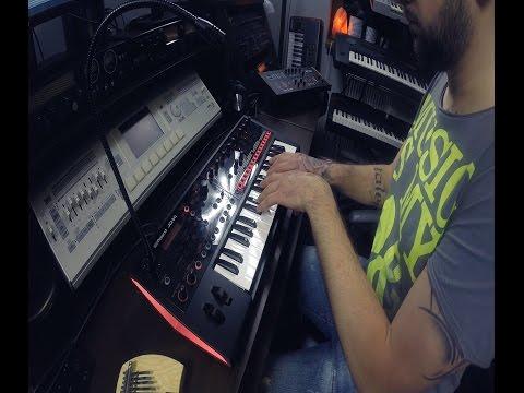 #Producersdiary 16 - Roland JD-Xi Prototype | Beatmaking test
