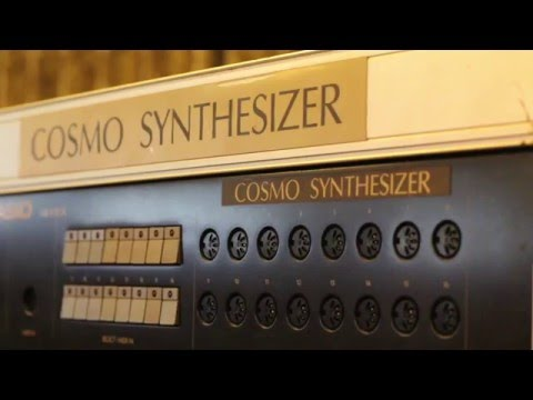 CASIO COSMO SYNTHESIZER