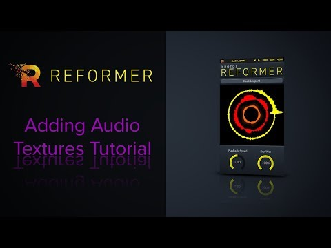 Adding Audio Textures and Foley to Your Footage with Reformer/Reformer Pro