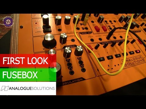 Analogue Solutions FUSEBOX - First Look