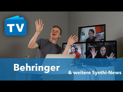 Der Behringer Synth & weitere Synthi-News