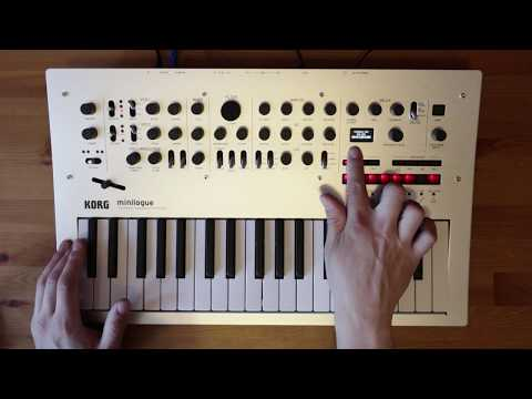 Korg minilogue 2.0 Update: Installation Tutorial and Overview