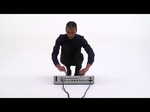 Jeff Mills and the Roland TR-909
