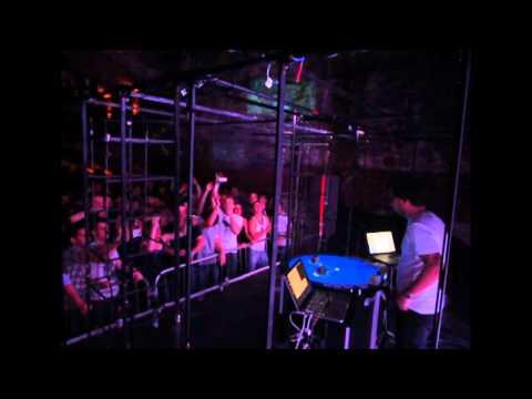 Kapital presents Oliver Huntemann's Paranoia Reactable Tour (part1)