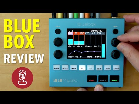 1010Music BLUEBOX Review // Is it the new king of synth mixers?