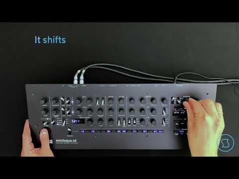 Sinevibes Korg FX - Shift