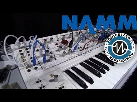 NAMM 2016 Waldorf New Modules