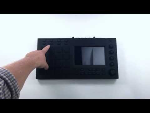 Akai Pro MPC Touch - Unboxing