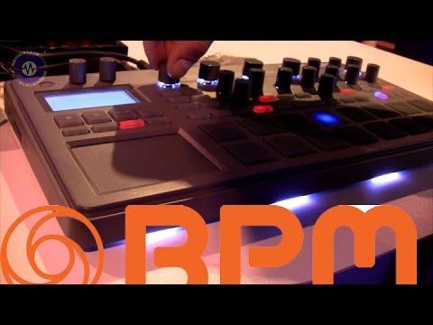 BPM 2014 - Korg Electribe