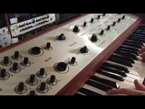 Smiley SM-01 Polyphonic Analog Synthesizer