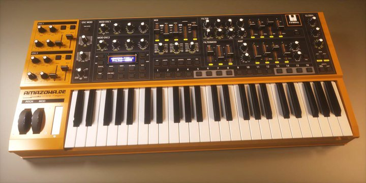 Tyrell Synthesizer