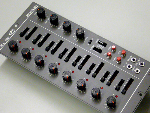 ryk m185sequencer