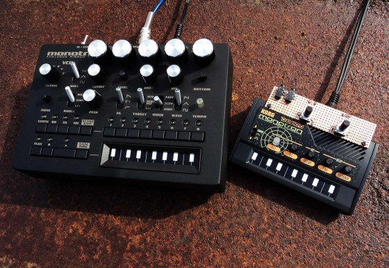 korg monotribe  u2013 modification by phil  berlin