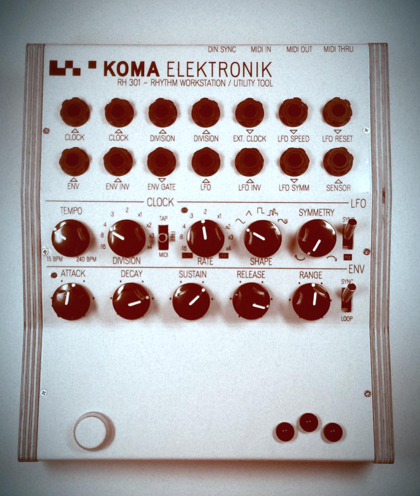 KOMA Elektronik RH-301
